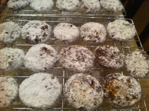 CE Puppy chow cookie