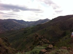 Huge Canyon