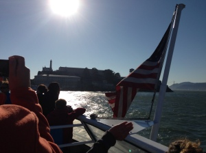 Ferry trip!
