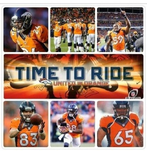Mile High time to ride