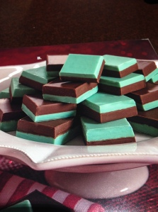 Need a chocolate fix Enstroms Mint Meltaways!